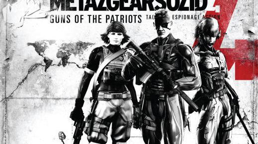 Metal Gear Solid 4 fête les 25 ans de la série
