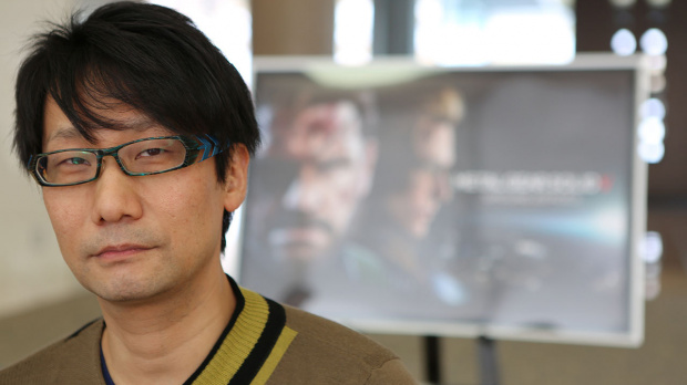 MGS 5 : Interview d'Hideo Kojima