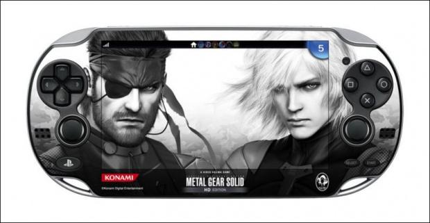 Un bonus pour les premiers acheteurs de MGS HD Vita