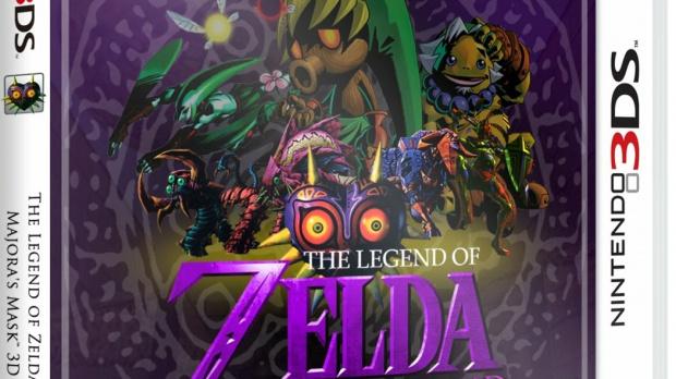 The Legend of Zelda: Majora's Mask 3D confirmé