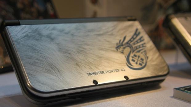 Une new 3DS aux couleurs de Monster Hunter