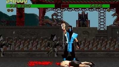 Un tournoi Mortal Kombat près de Montbéliard