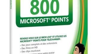 Dites au revoir aux points Microsoft !