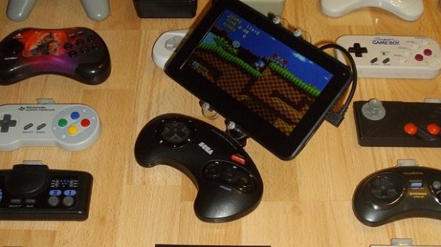 Vos smartphones et tablettes en consoles de salon portables actualit s - Console de salon android ...