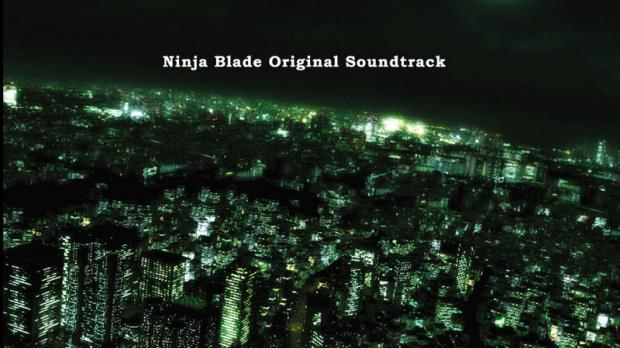 La BO de Ninja Blade