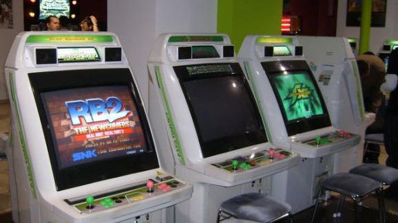 Une salle d'arcade toulousaine