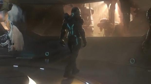 E3 2014 : Le mystérieux Spartan de Halo 5 présent dans Halo : Nightfall