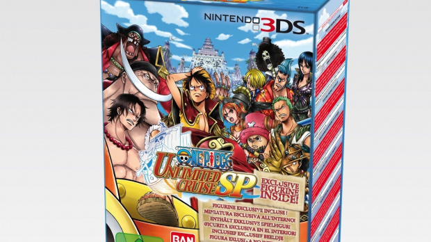 Une édition limitée pour One Piece Unlimited Cruise SP