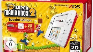 Un pack 2DS New Super Mario Bros. 2 pour bientôt !