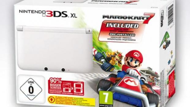 Un pack 3DS XL / Mario Kart 7