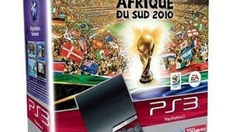 Pack PS3 + Coupe du monde FIFA 2010