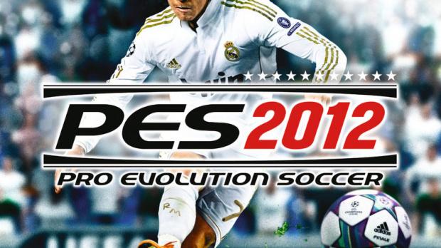 La jaquette de PES 2012
