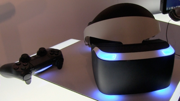 Oculus VR se réjouit de l'arrivée de la concurrence