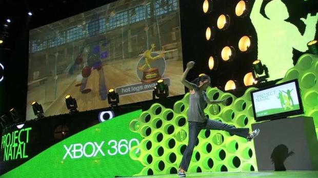 E3 2009 : Projet Natal : nos impressions sur la caméra 360