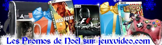 L'Avent sur Jeuxvideo.com : -50% sur F1 2013