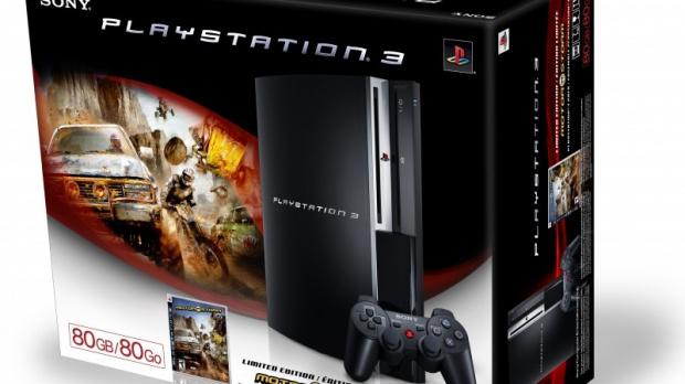 PS3 : le modèle 80Go et la rétrocompatibilité