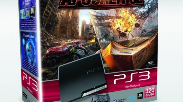 Un bundle PS3 / Motorstorm Apocalypse