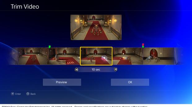 PS4 : L'enregistrement de vidéos in-game sans abonnement