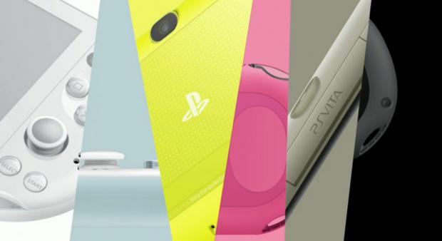 Une nouvelle PS Vita annoncée