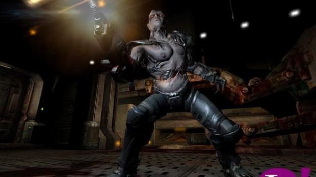 Quake 4 en images !
