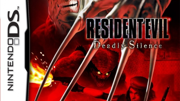 Resident Evil Deadly Silence en un packshot