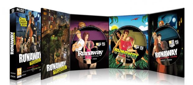 Un coffret trilogie pour Runaway