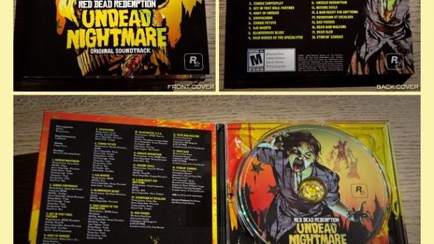 La BO de Red Dead Redemption : Undead Nightmare