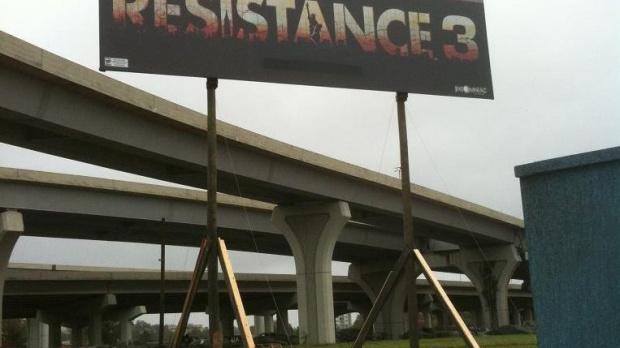Resistance 3 bientôt annoncé ?