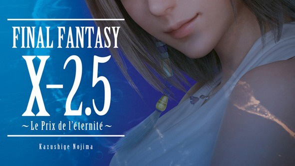 Le roman Final Fantasy X-2.5 annoncé
