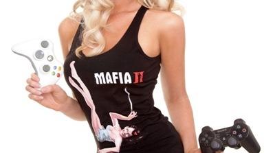 Une playmate pour Mafia II