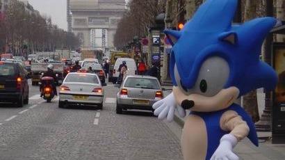 Le Playstation Store fête aussi Sonic !