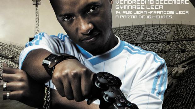 Soprano vous défie à FIFA 10