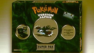 Les Super Paks Pokémon