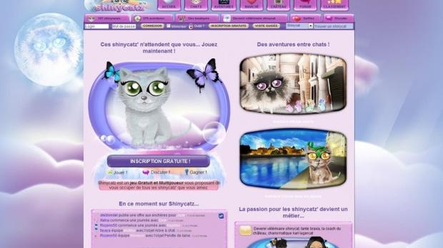 Un jeu Web gratuit ? Oh ben chat alors !