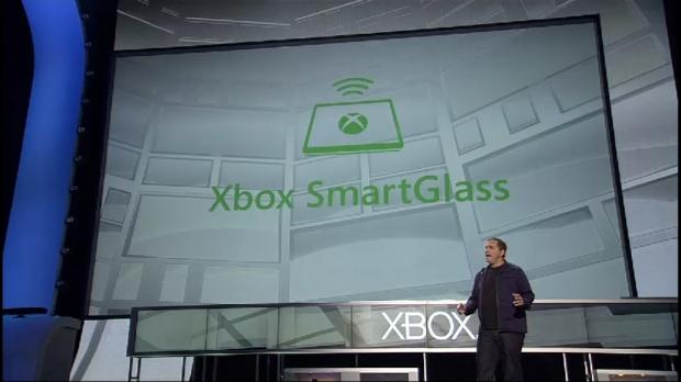 E3 2012 : L'application Smart Glass dévoilée