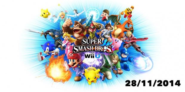 Super Smash Bros. for Wii U en avance!