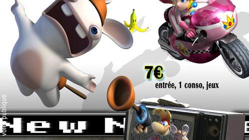 Une soirée Wii Move à Besançon