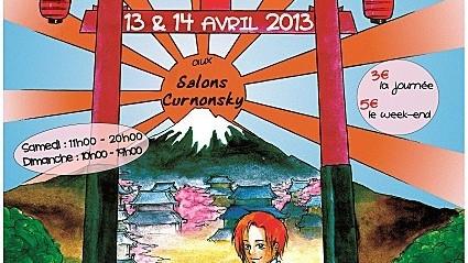 Un festival Soleil Levant le week-end prochain à Angers