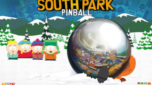 South Park va flipper