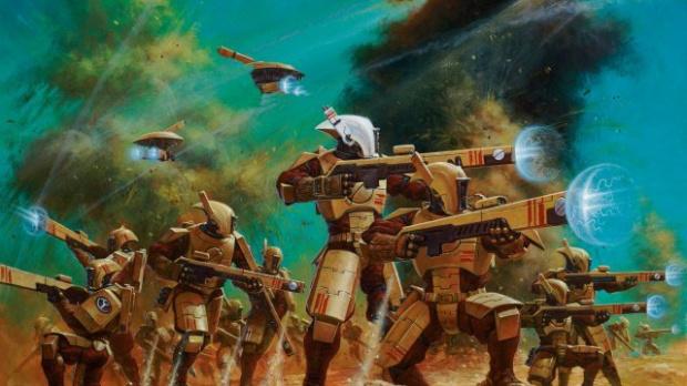 Relic et THQ préparent le retour de Dawn Of War