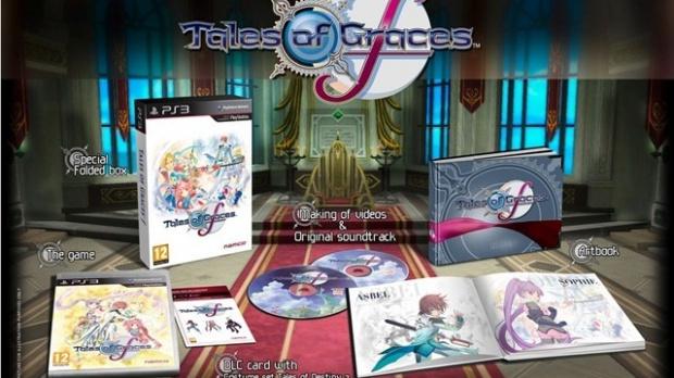 Tales of Graces f: Enfin une date française!