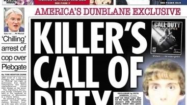Drame du Connecticut : Call of Duty incriminé