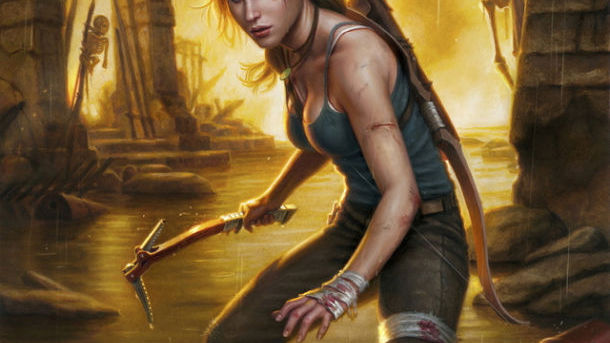 Square Enix dépose encore Lara Croft : Reflections