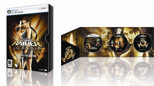 Tomb Raider Anniversary : l'édition collector
