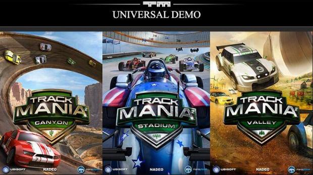 Trackmania² et ShootMania : Une démo pour les essayer tous