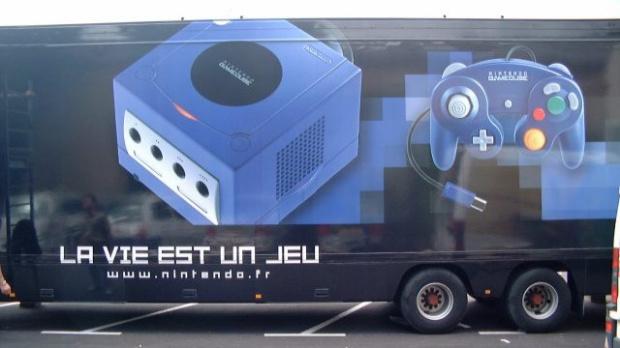 Nintendo : On the road again