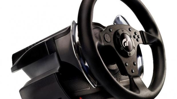 Nouveau volant pour Gran Turismo 5