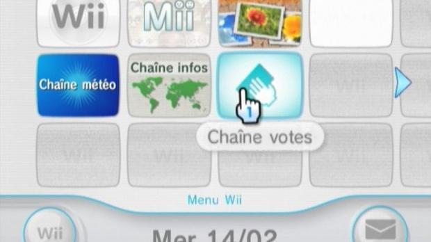 Wii : une mise à jour qui zappe le MP3