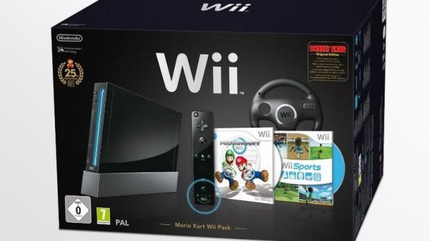 Un pack Wii + Mario Kart en édition limitée