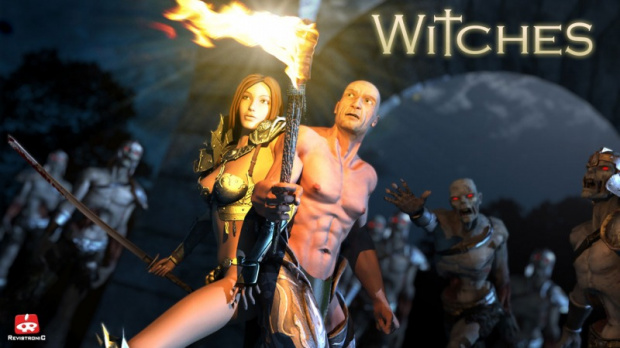 Revistronic annonce Witches
